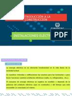 CLASE 12 Instalaciones Eléctricas