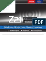 Manual z21
