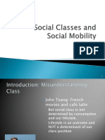 social mobility
