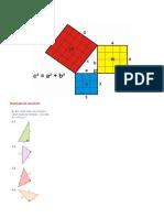 Teorema de Pitágoras Aula 26
