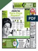Quién Fue María Elena Moyano