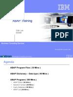 ABAP Training