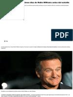 Robin Williams Detalles de Nueva Biografía - Infobae Artículo Upload
