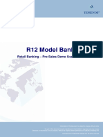 R12 Retail Model Pre-Sales Demo User Guide
