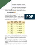 ADMINISTRACIÓN FEDERAL DE INGRESOS PÚBLICOS monotributo