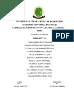 Auditoría de Gestion, Bosquejo.