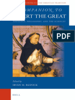 (Brill's Companions to the Christian Tradition, 38) Irven Resnick - A Companion to Albert the Great_ Theology, Philosophy, And the Sciences-BRILL (2012)