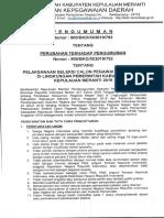 Pengumuman Perubahan Terbaru Calon Pegawai Negeri Sipil Tahun Anggaran 2019 Dilingkungan Kab. Kepulauan Meranti (5)