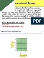 2D array.ppt