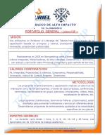 Portafolio Líderesvip 2019 Iglesias PDF