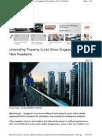 Unwinding Property Curbs