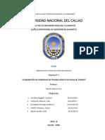 """""""Elaboración de Conservas de Pescado Bonito en Salsa de Tomate"""""""