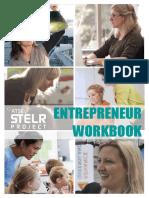 Entrepreneur Workbook