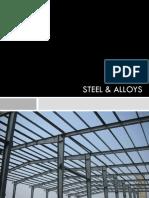 9. Steel & Alloys