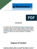 Machine Mechanism