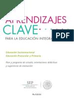 Aprendizajes Claves -Educación Socioemocional