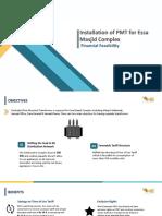 PMT Feasibility
