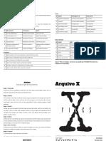 Arquivo X - Dominus