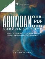 Abundancia Subconsciente_ Cómo Eliminar Los 3 Bloqueos Subconscientes Del Dinero (Spanish Edition)