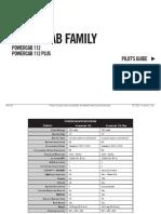 Powercab Manual - English