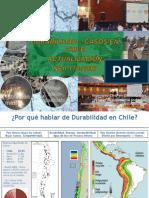 Durabilidad - Casos en Chile - Actualización NCh 170-2016