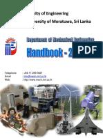 Undergraduate Handbook 2012