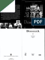 Demografía I (Carlos Welti)