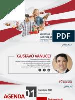 Palestra Euroshop 2020 - Gustavo Vanucci - Superminas 2019