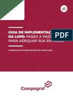 Guia Completo de Implementao Da LGPD - COMPUGRAF