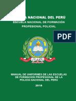 Manual de Uniformes - Escuelas Enfpp Al 28 Enero 2019