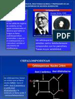 Expo. Cefalosporinas de Segunda Generacion ... f. q