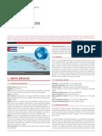 Informe isla cuba