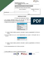 Teste1 -TIC - Módulo2
