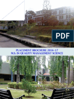 Msqms Brochure