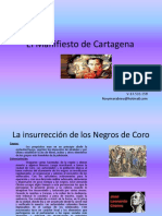 Manifiesto de Cartegena