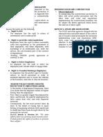 Doctrine of Management Prerogative
