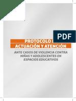 Protocolo de actuación y atención ante casos de violencia contra niñas y adolescentes en espacios educativos.pdf