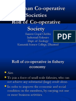 Fishermens' Co-operative Societies and Role of Government