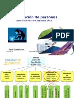 C4 Certificación de Personas Bolivia