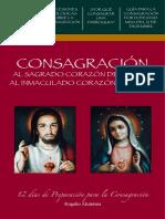 Consagración a los corazones unidos de Jesús y de María
