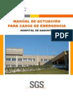 Manual de Emergencias Hospital Sagunto