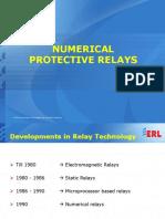 Microprocessor RELAY