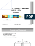 OPTIMIZACIÓN DE LA PRODUCCIÓN MEDIANTE ANÁLISIS NODAL