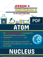 Lesson 4-Structure of Atom