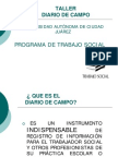Diario de Pagina Web