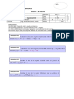 Examen Parcial III de Matemáticas II