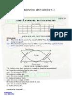 10th Physics Notes-1
