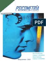 Psicometria psicologia