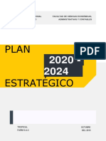 Plan Estratégico 12-11-2019