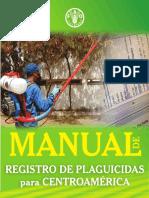Manual Registro de Plaguicidas